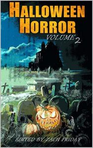 Halloween Horror Volume 2 book cover