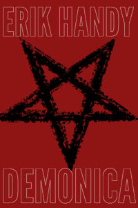 Demonica book cover